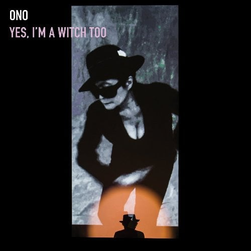YOKO ONO: Doppel-Vinyl-LP YES, I'M A WITCH TOO