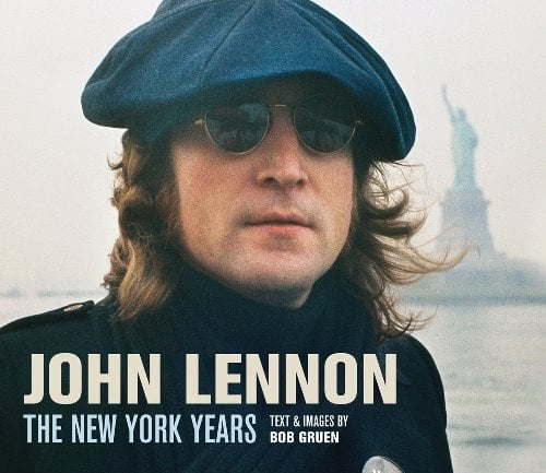 Buch JOHN LENNON - THE NEW YORK YEARS