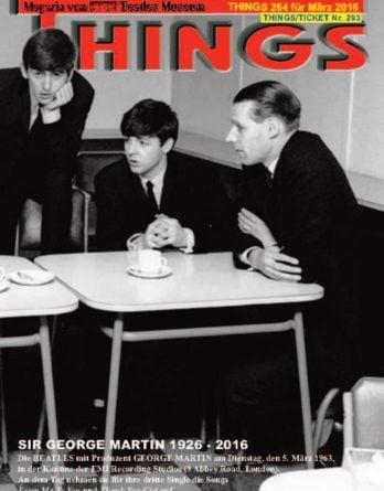 BEATLES-Magazin THINGS 264