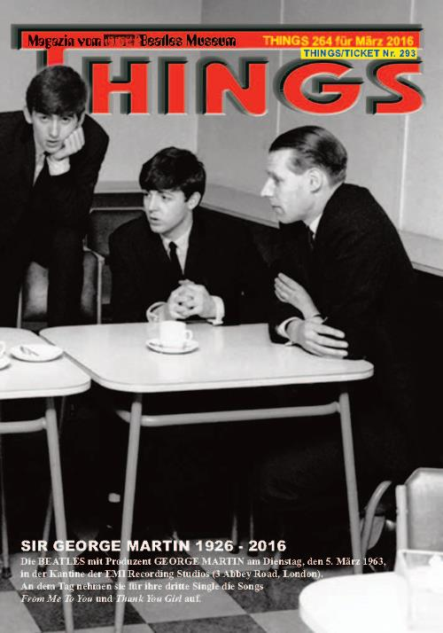 BEATLES-Magazin THINGS 264