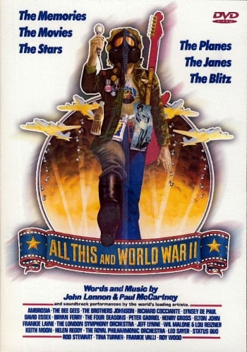 DVD-R ALL THIS AND WORLD WAR II