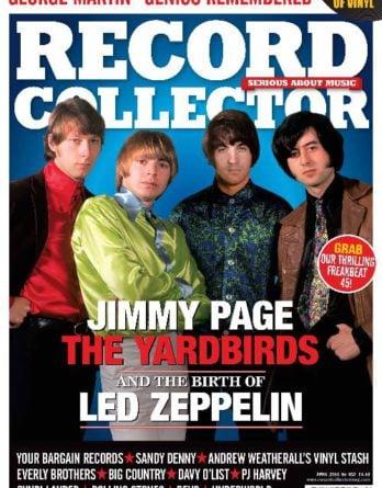 Zeitschrift/magazine RECORD COLLECTOR 452