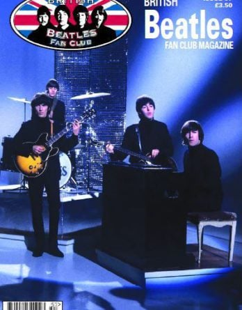 Fanmagazin BRITISH BEATLES FAN CLUB MAGAZINE - ISSUE 57