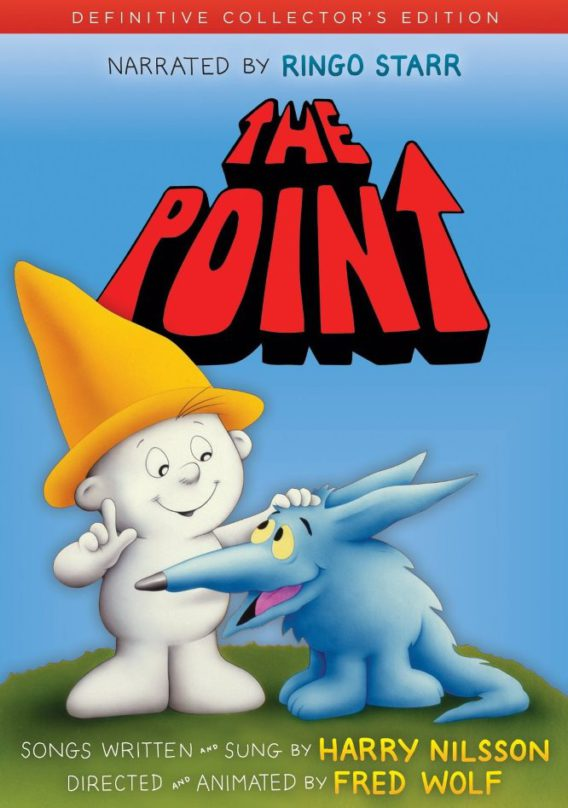 DVD THE POINT!
