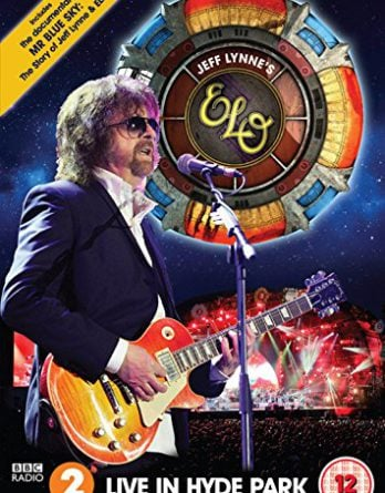 DVD JEFF LYNNE'S ELO - LIVE IN HYDE PARK mit BEATLES-Themen
