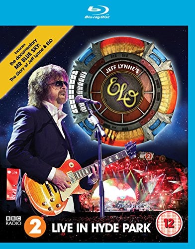 Blu-ray JEFF LYNNE'S ELO - LIVE IN HYDE PARK mit BEATLES-Themen