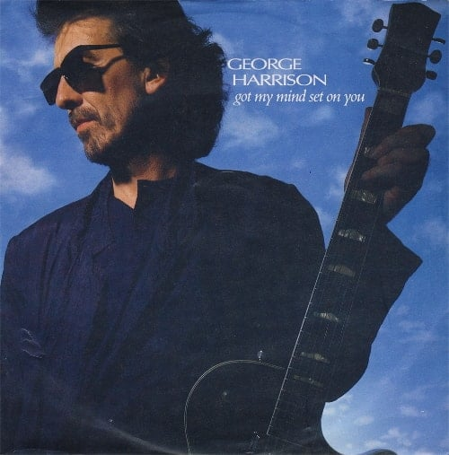 GEORGE HARRISON:  Single GOT MY MIND SET ON YOU