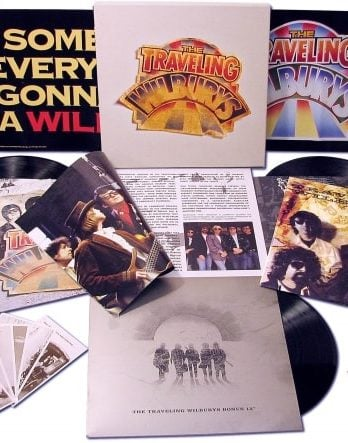 THE TRAVELING WILBURYS COLLEC-TION DELUXE EDITION