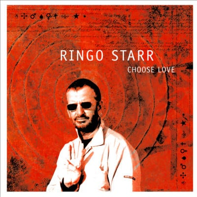 RINGO STARR: CD CHOOSE LOVE