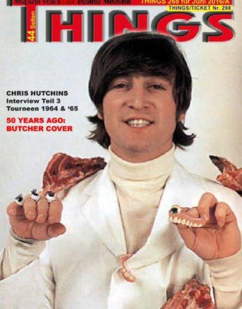 BEATLES-Magazin THINGS 268