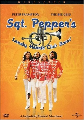DVD SGT. PEPPER'S LONELY HEARTS CLUB BAND