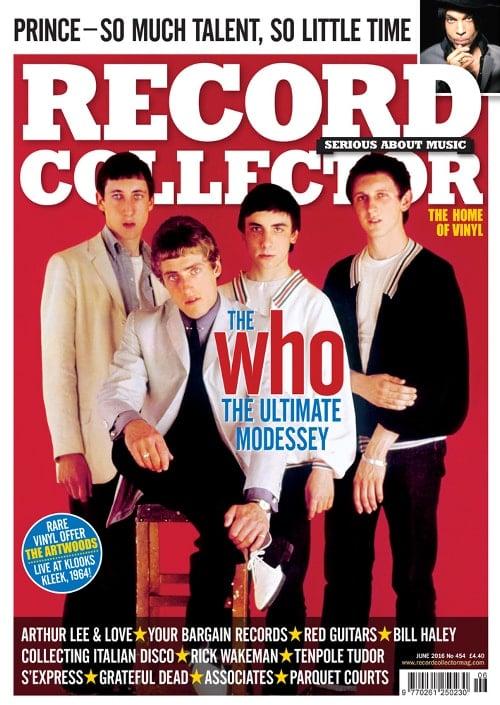 Zeitschrift/magazine RECORD COLLECTOR 454
