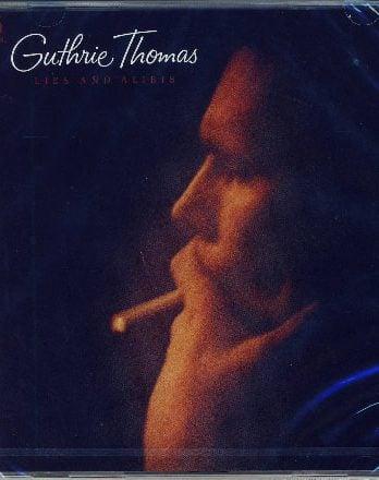 GUTHRIE THOMAS SHM-CD: LIES AND ALIBIS