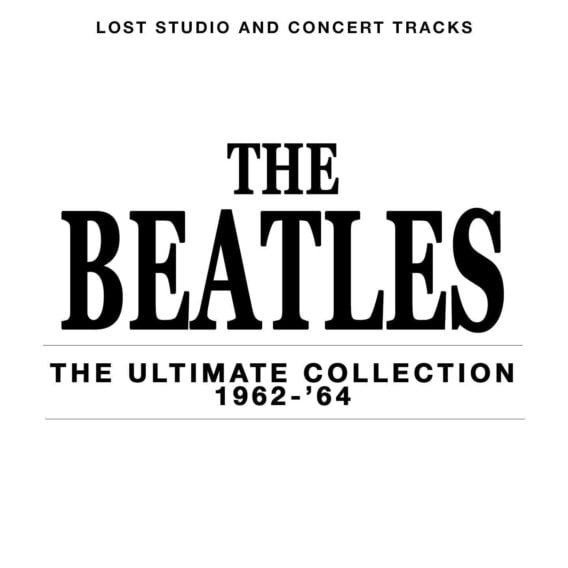 THE BEATLES: CD THE ULTIMATE COLLECTION 1962-'64