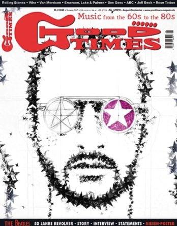 Musikzeitschrift GOOD TIMES 2016/04 - STARR-Titel