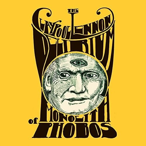 THE CLAYPOOL LENNON DELERIUM (mit SEAN LENNON): Doppel-LP+CD MON