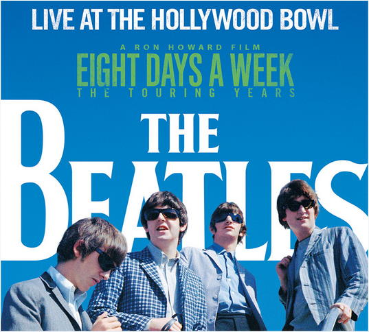 THE BEATLES: 2016er CD LIVE AT THE HOLLYWOOD BOWL