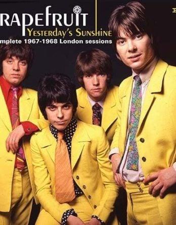 GRAPEFRUIT: CD YESTERDAY'S SUNSHINE - COMPLETE 1967 - 1968