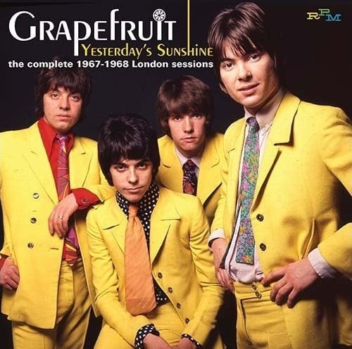 GRAPEFRUIT: CD YESTERDAY'S SUNSHINE - COMPLETE 1967 - 1968