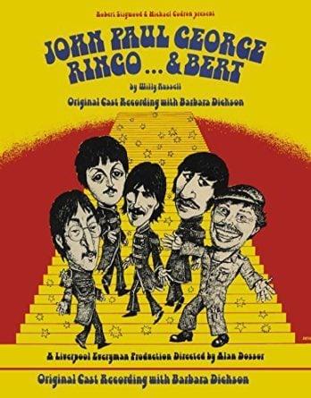BARBARA DICKSON, verschiedene: CD JOHN, PAUL, GEORGE, RINGO … &