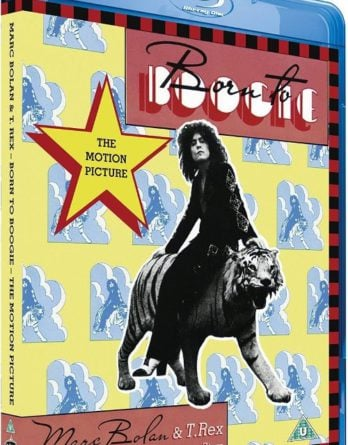 RINGO STARRs Film auf BluRay BORN TO BOOGIE