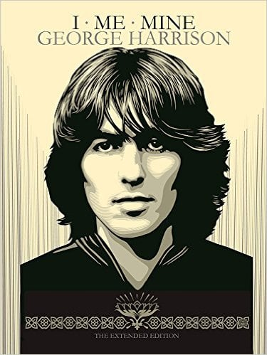 GEORGE HARRISON-Buch I ME MINE - THE EXTENDED EDITION