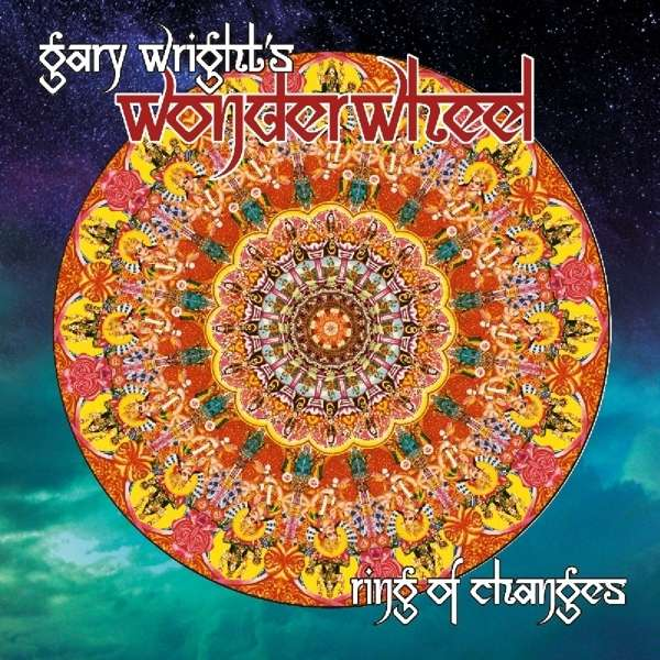 GARY WRIGHT: CD RING OF CHANGES mit GEORHE HARRISON