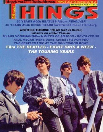 BEATLES-Magazin THINGS 272 (Nachdruck)