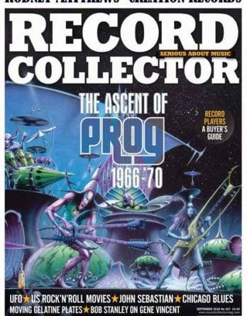 Zeitschrift/magazine RECORD COLLECTOR 457