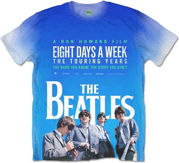 September 2016: BEATLES-T-Shirt EIGHT DAYS A WEEK