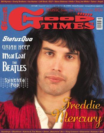 Musikzeitschrift GOOD TIMES 2016/05