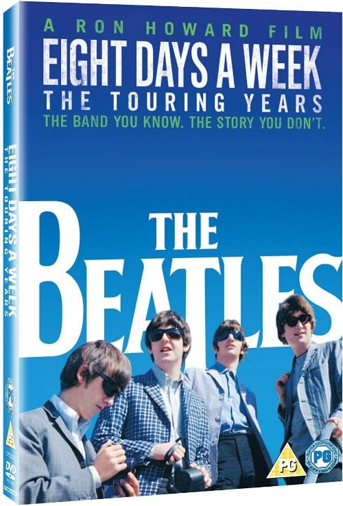 BEATLES: DVD EIGHT DAYS A WEEK - TOURING YEARS - standard