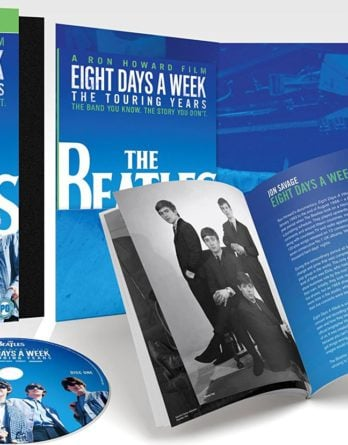 BEATLES: Do.-DVD EIGHT DAYS A WEEK - TOURING YEARS - deluxe