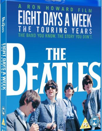 BEATLES: Blu-ray EIGHT DAYS A WEEK - TOURING YEARS - standard