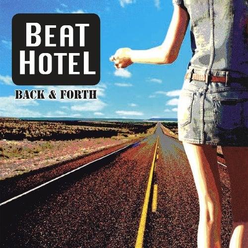 BEAT HOTEL: von der Band signierte CD BACK & FORTH