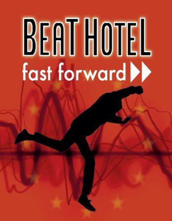 BEAT HOTEL: von der Band signierte CD FAST FORWARD