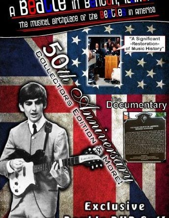 Doppel-DVD GEORGE HARRISON - A BEATLE IN BENTON ILLINOIS