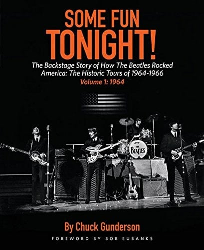 BEATLES-Buch SOME FUN TONIGHT - VOL. 1 - AMERICA CONCERTS 1964