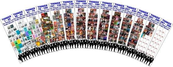 14 Indexkarten für THINGS-Sammel-/Stehordner