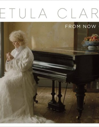 "PETULA CLARK: LP FROM NOW ON mit Song ""Blackbird"""
