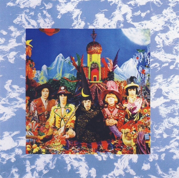 ROLLING STONES: CD THEIR SATANIC MAJESTIES REQUEST