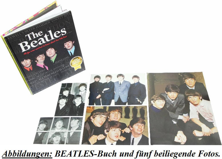 Buch THE BEATLES - ALL YOU EVER WANTED TO KNOW ...