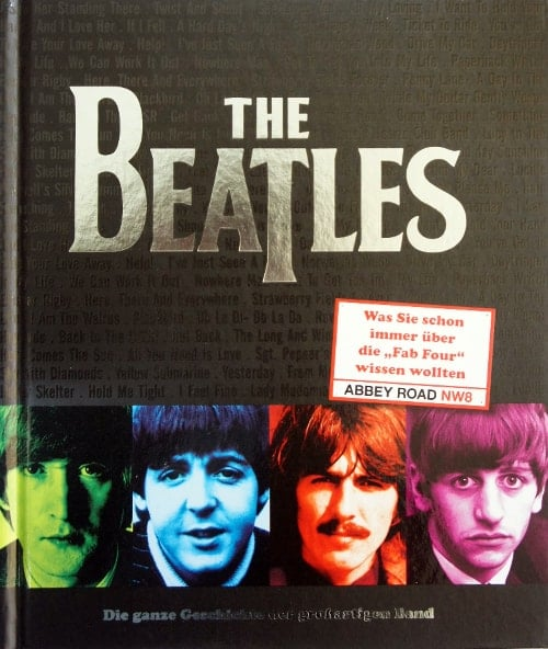 buch the beatles die ganze geschichte der grossartigen band beatles museum. Black Bedroom Furniture Sets. Home Design Ideas