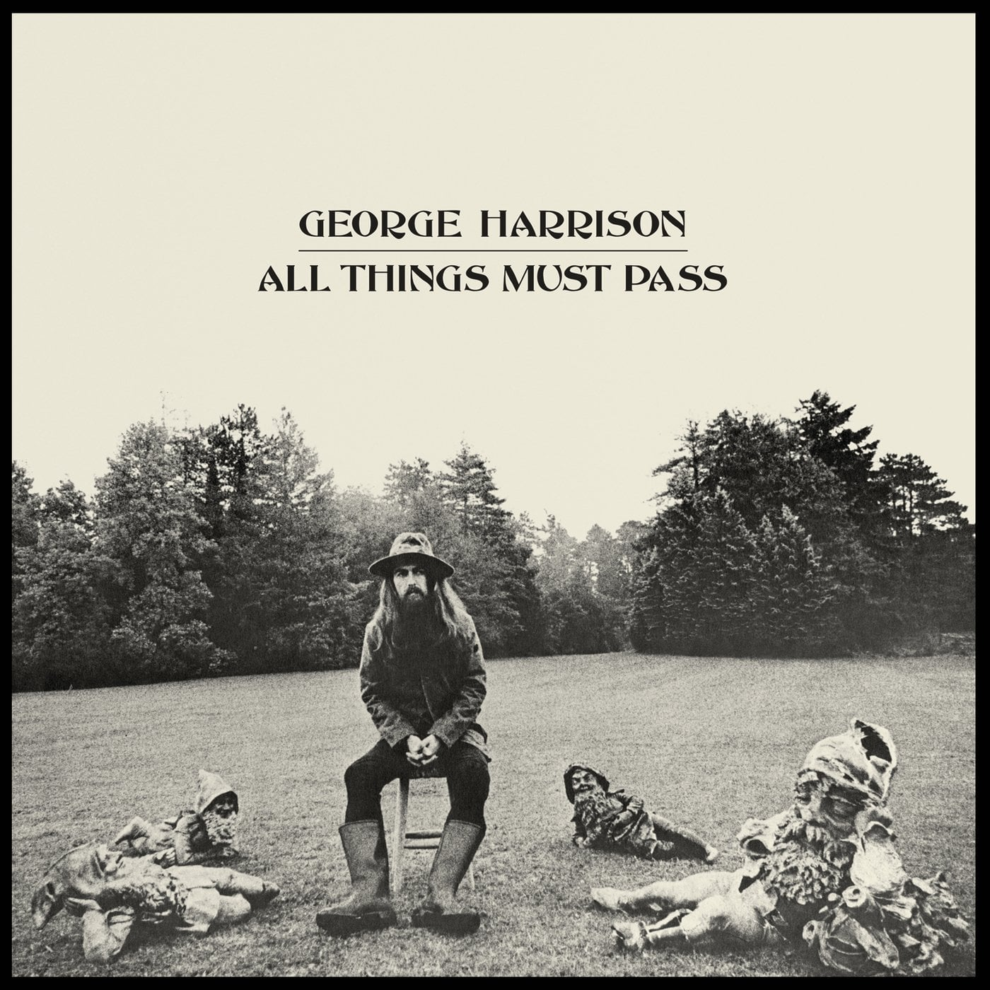 GEORGE HARRISON: 2014er Doppel-CD ALL THINGS MUST PASS