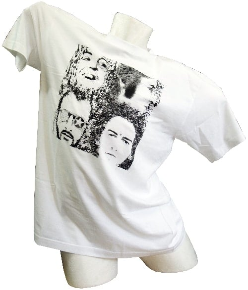 T-Shirt 50 JAHRE REVOLVER - THE BEATLES