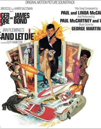 PAUL McCARTNEY und andere: 2013er LP LIVE AND LET DIE