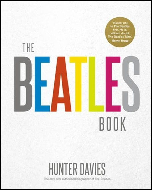 BEATLES-Buch THE BEATLES BOOK von HUNTER DAVIES