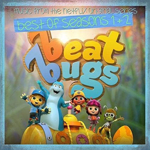 THE BEAT BUGS: CD BEAT OF SEASONS 1 & 2