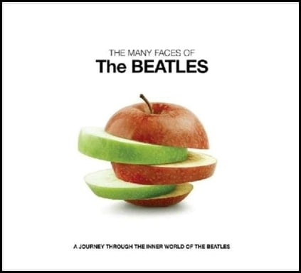 THE BEATLES und andere: 3er CD MANY FACES OF THE BEATLES