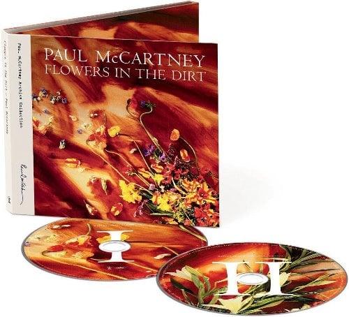 PAUL McCARTNEY: 2017er Doppel-CD FLOWERS IN THE DIRT special edi